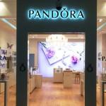 Pandora devanture boutique