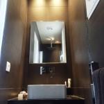 Transformation d'un placard en salle d'eau