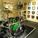 Yamaha_Showroom guitares & percussion