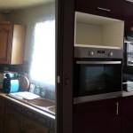Réaménagement d'une cuisine