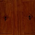 Portes faux bois