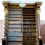 Bibliothèque Marqueterie
